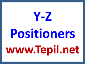 Y-Z Positioners