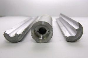 כיסוי עופרת לצינורות עם קרינה | חסימת קרינה הנפלטת מצינורות
