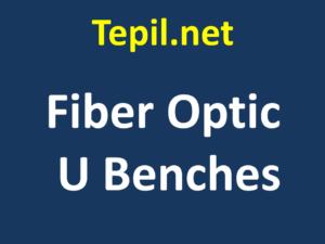 Fiber Optic U Benches - סיב ספסל יו אופטי