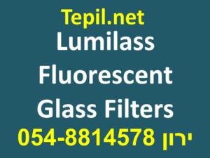 Lumilass Fluorescent Glass Filters