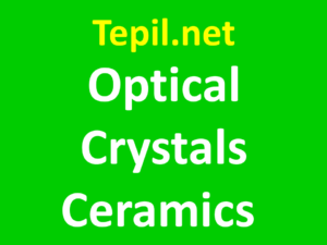 Optical Crystals Ceramics