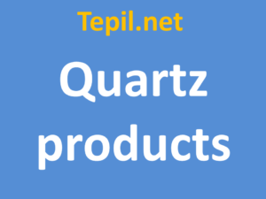 quartz products