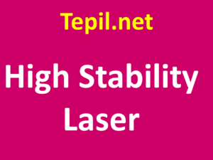 High Stability Laser