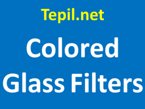 Colored Glass Filters