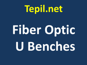 Fiber Optic U Benches - סיב ספסל יו אופטי