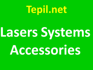 Lasers Systems Accessories - אביזרים למערכות לייזר