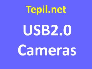USB2.0 Cameras - מצלמות