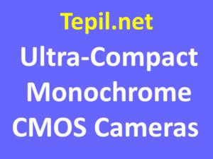 Ultra-Compact Monochrome CMOS Cameras - מצלמת סימוס מונוכרום קומפקטית